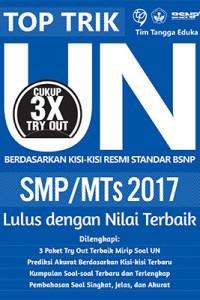Top Trik UN SMP/MTs 2017