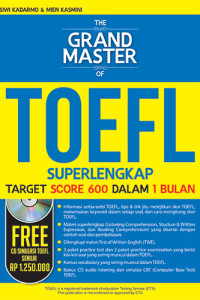 The Grand Master of TOEFL